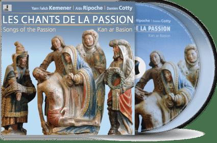 Yann-Fañch Kemener - Les chants de la passion